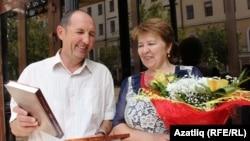 Әнвәр Искәндәров һәм Тәүхидә Низаметдинова