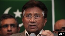 پرویز مشرف رئیس جمهور پیشین پاکستان