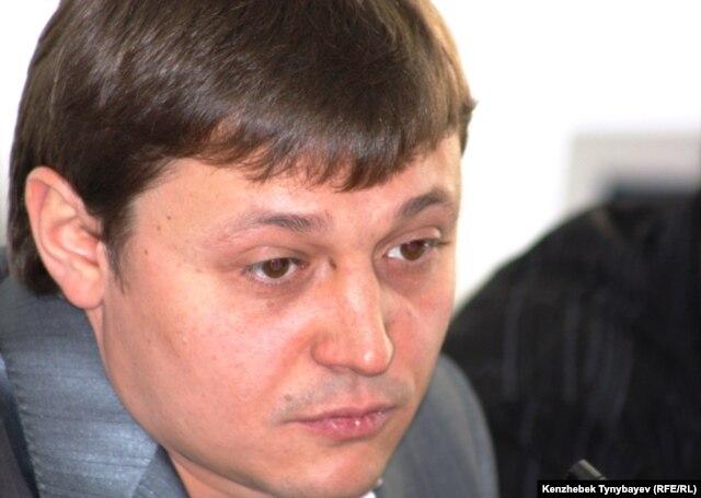 Игорь Винявский, главный редактор оппозиционной газеты «Взгляд».