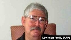 Ամերիկյան հատուկ ծառայությունների նախկին աշխատակից Ռոբերտ Լևինսոն, արխիվ