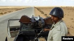 Каддафига каршы көйләр сугышчысы