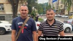 Олег Сенцов і Богдан Грицай