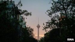 تهرانگردی در نوروز ۹۳