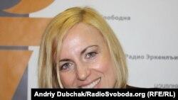 Лариса Мудрак, заступник голови Нацради з питань телебачення та радіомовлення