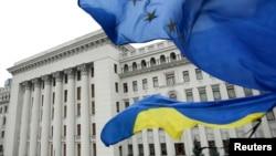 Будівля адміністрації президента України