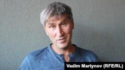 Russian politician Vasily Popov (file photo)