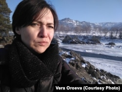 Вера Ороева