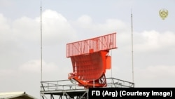 نصب سیستم رادار جدید در میدان هوایی بینالمللی حامد کرزی. 09 Aug 2018