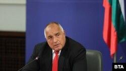 Bulgarian Prime Minister Boyko Borisov (file photo)