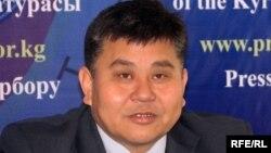 Мурдагы баш прокурор Элмурза Сатыбалдиев. 18-ноябрь, 2009-жыл.