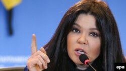 Руслана Лижичко, співачка