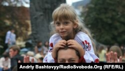 День незалежності у Львові