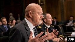 Директор Службы национальной разведки США Джеймс Клаппер (архив)