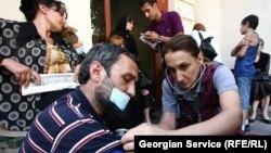 Грузия остается страной с высоким показателем распространения гепатита С: на сегодняшний день более шести тысяч человек лечатся от этого заболевания