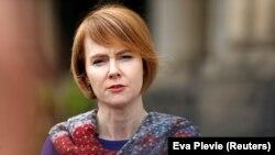 Заместитель министра иностранных дел Украины по вопросам европейской интеграции Елена Зеркаль