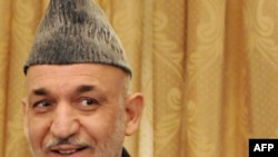 Washington is concerned by President Karzai's public standing