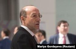 Александр Машкевич, ENRC металл компаниясының негізін қалаушылардың бірі.