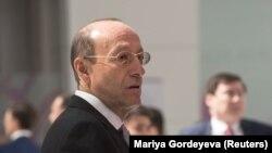 Александр Машкевич, один из основателей металлургической компании ENRC.