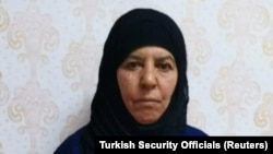 رسمیه عواد خواهر ابوبکر البغدادی
