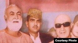 خان شهید له افغان ولسمشر سردار محمد داود خان سره