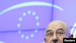 Ministrul Janos Martonyi la Bruxelles