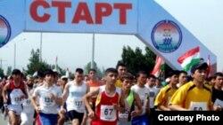 Tajikistan - marathone