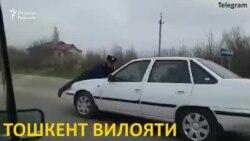 "Ўзбекистон йўлларида ""ўргимчак"" мелисаларни кўрганмисиз?"