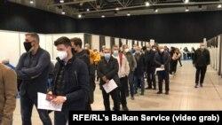 Од вчерашното вакцинирање на македонските стопанственици во Белград