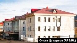 Детская больница в Петропавловске-Камчатском