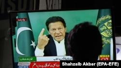 عمران خان صدراعظم پاکستان