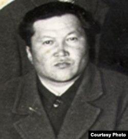 Сайыргазы Түркмөнов.