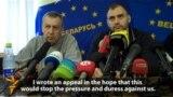 Released Belarusian Political Prisoners Describe 'Pressure'
