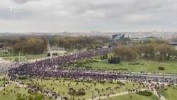 """""""Марш народного ультиматума"""" и светошумовые гранаты"""