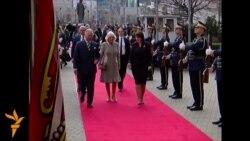Princ Čarls u posjeti Kosovu