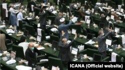 جلسه علنی مجلس شورای اسلامی در روز چهارشنبه، ۱۲ آذر ۱۳۹۹