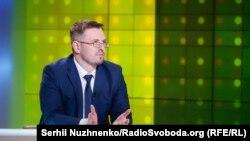 Головний санітарний лікар України Ігор Кузін у студії Радіо Свобода