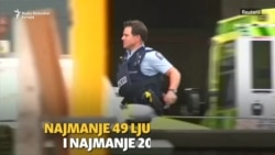 Brojne žrtve u napadu na Novom Zelandu