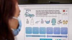 Компјутерска игра против КОВИД-19 за здравствени работници