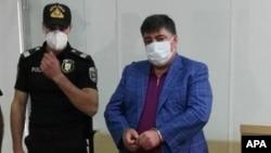 * Azerbaijan, Former deputy, Ramiz Mehdiyev's son-in-law Ilham Aliyev is in court, 22 Aug 2020