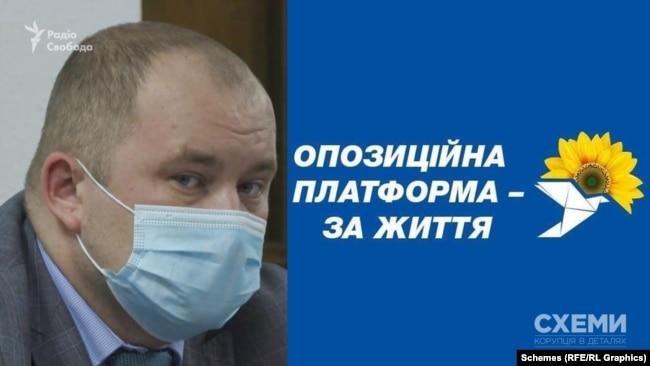 Андрій Гуджал – експрокурор, чию кандидатуру як члена комісії з добору керівництва САП запропонувала фракція ОПЗЖ