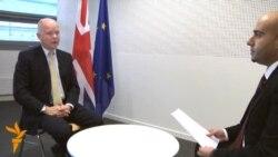 گفتوگوی نیوشا بقراطی با ویلیام هیگ، وزیر خارجه بریتانیا
