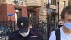 Задержания на пикетах в Перми