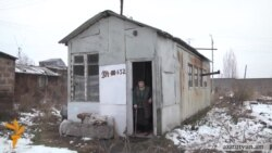 26 տարի տնակում. Անօթևանների հույսը մեկ մեռնում, մեկ վերածնվում է