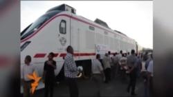 أخبار مصوّرة 7/05/2014: من وصول قطارات جديدة في البصرة الى مسابقة الرماية للمعاقين في جورجيا
