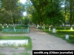 O'zbekiston - Krasnogorsk parki