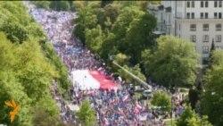 Польша: демократияны коргоо жүрүшү