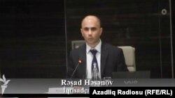 Ekspert Rəşad Həsənov