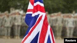 Ilustrim, flamuri britanik