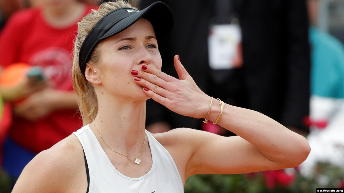 Теннис: Свитолина вышла в четвертьфинал турнира в Монреале