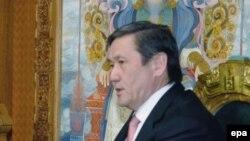 Моңғолияның бұрынғы президенті Намбарын Энхбаяр.